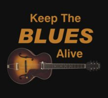 keep the blues Kids Tee