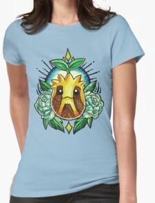 Sunkern Womens Fitted T-Shirt