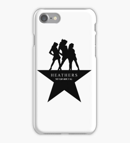 Heather, Heather, & Heather iPhone Case/Skin