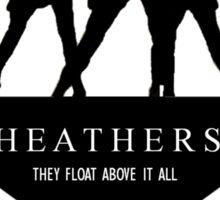 Heather, Heather, & Heather Sticker