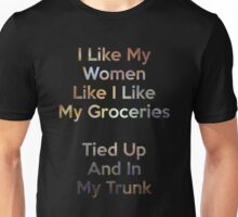 Junk in the Trunk Unisex T-Shirt