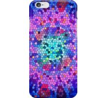 Mosaic texture iPhone Case/Skin