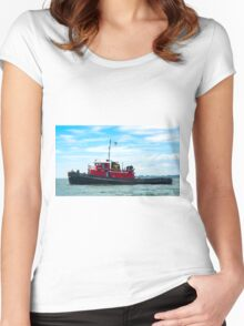 The Patricia Ann Women's Fitted Scoop T-Shirt