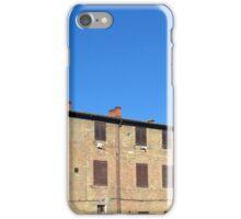 Buildings from Siena iPhone Case/Skin