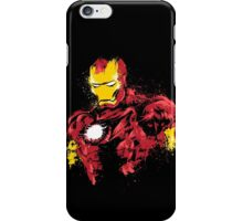 The Power of Iron iPhone Case/Skin
