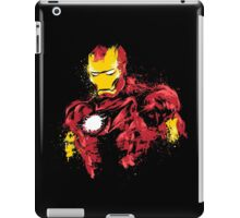 The Power of Iron iPad Case/Skin