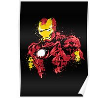 The Power of Iron Poster