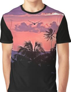 A BIRD IN PARADISE Graphic T-Shirt