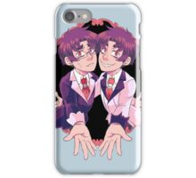 Two Sides iPhone Case/Skin