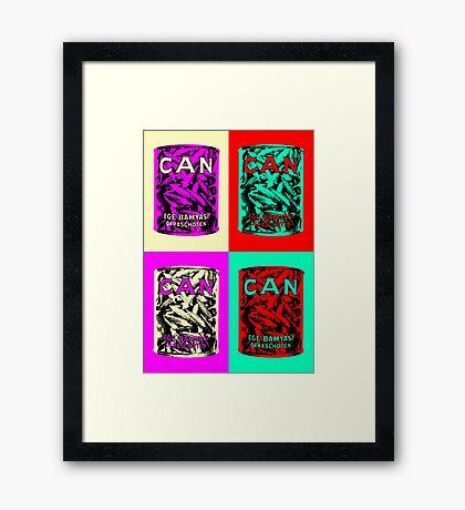 Ege Bamyasi Framed Print