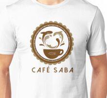Cafe Saba - Cappuccino  Unisex T-Shirt