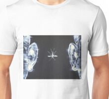 EARS AND MOSQUITO Unisex T-Shirt