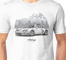 RWB Porsche Targa Unisex T-Shirt