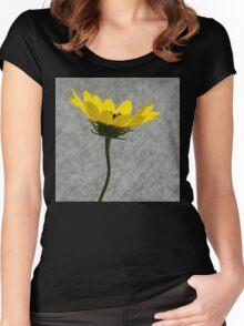 Peek-a-boo Women's Fitted Scoop T-Shirt