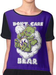Don't Care Bear Chiffon Top