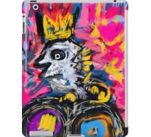 King pink is here iPad Case/Skin