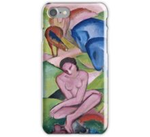 Franz Marc - The Dream (1912)  iPhone Case/Skin