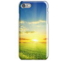 Warm Sun iPhone Case/Skin