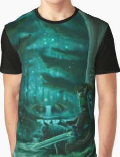 The Lost Woods Graphic T-Shirt
