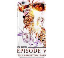 MGS: Episode V iPhone Case/Skin