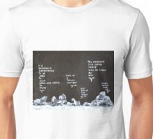 BOYS ON THE BEACH Unisex T-Shirt