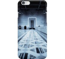 Old Ticketing Hall - Union Station - Los Angeles iPhone Case/Skin