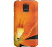 Carrot Top - Orchid Alien Discovery Samsung Galaxy Case/Skin