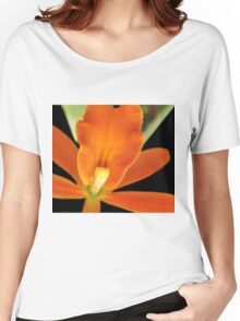 Carrot Top - Orchid Alien Discovery Women's Relaxed Fit T-Shirt