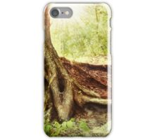 Strong Word iPhone Case/Skin