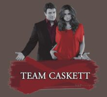 Team Caskett One Piece - Short Sleeve