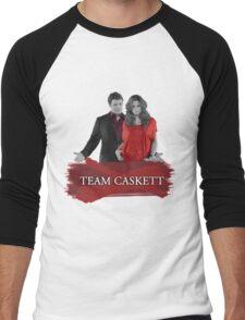 Team Caskett Men's Baseball ¾ T-Shirt