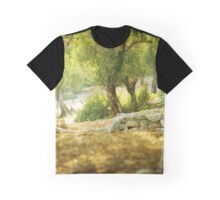 Crystal Wild Graphic T-Shirt