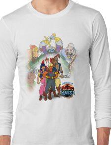 Pirates of Dark Water  Long Sleeve T-Shirt