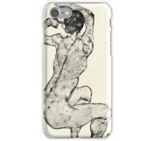 Egon Schiele - Zeichnungen IX  (1915)  iPhone Case/Skin