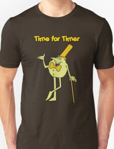 Time for Timer - Full Shot Unisex T-Shirt