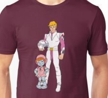 Mighty Orbts - Ohno and Commander Simmons Unisex T-Shirt
