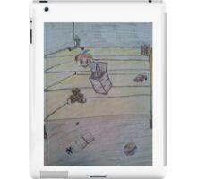 Jack in the box iPad Case/Skin