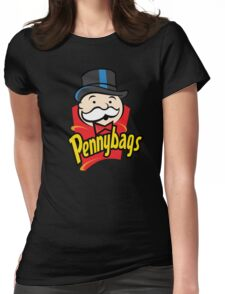 Pennybags Womens Fitted T-Shirt