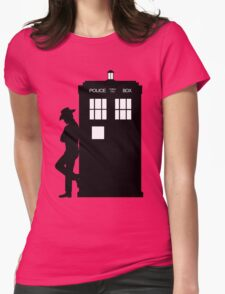 Doctor of The West Womens Fitted T-Shirt