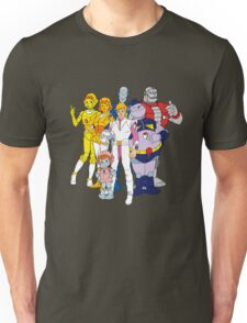 Mighty Orbts - Group Unisex T-Shirt
