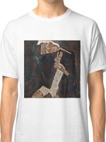 Egon Schiele - The Lyricist (1911)  Classic T-Shirt