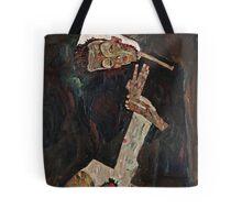 Egon Schiele - The Lyricist (1911)  Tote Bag