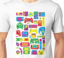 The Console Party Unisex T-Shirt