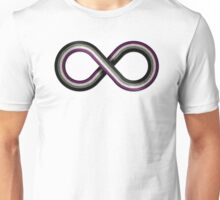 Asexual Infinity Unisex T-Shirt