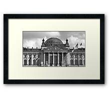 BERLIN - REICHSTAG Framed Print