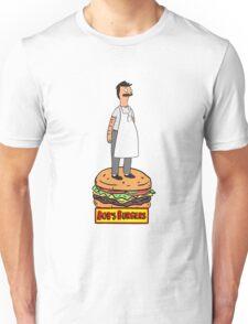 Bobs Burgers- Bob Belcher Unisex T-Shirt