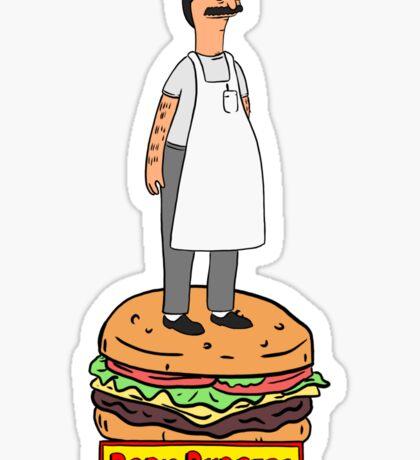 Bobs Burgers- Bob Belcher Sticker
