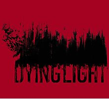 Dying Light - Logo by AronGilli Photographic Print