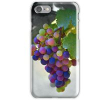 Cluster of Grapes iPhone Case/Skin
