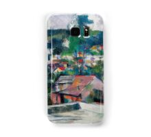 1880 - Paul Cezanne - Landscape Samsung Galaxy Case/Skin